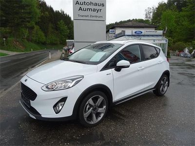 used Ford Fiesta Active 1,0 Start/Stop Limousine,
