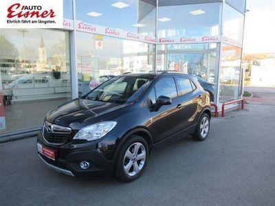 gebraucht Opel Mokka 1,7 CDTI ecoflex Edition Start/Stop System SUV