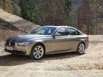 gebraucht BMW 330 3er-Reihe Hybrid (F30) PHEV Luxury Line Aut.