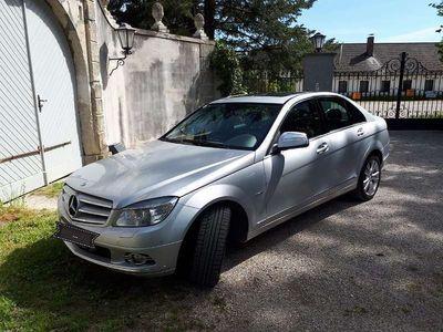 gebraucht Mercedes C350 C-KlasseAvantgarde Limousine