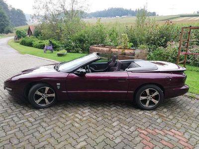 gebraucht Pontiac Firebird 5,7 LT Cabrio V8 Cabrio / Roadster