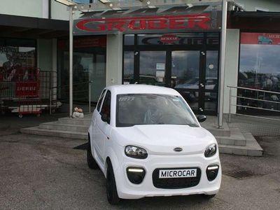 gebraucht Microcar M.Go Neues Modell 2020/ Garantie 09/2021 Klein-/ Kompaktwagen