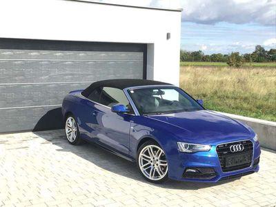 gebraucht Audi A5 Cabriolet 2,0 TDI quattro DPF