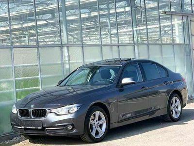 gebraucht BMW 320 xDrive Aut. ** Sport-Line / TOP-Ausstattung **