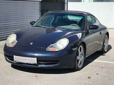 used Porsche 911 Carrera 996