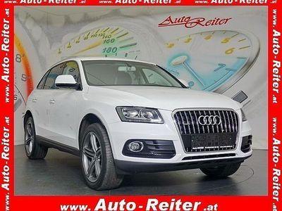 brugt Audi Q5 2,0 TDI quattro S-tronic *ALLRAD, SITZHEIZUNG, EI