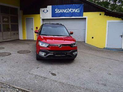 gebraucht Ssangyong XLV be visual cool allrad sondermodel SUV / Geländewagen
