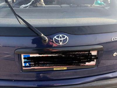 gebraucht Toyota Corolla 2,0 D Klein-/ Kompaktwagen