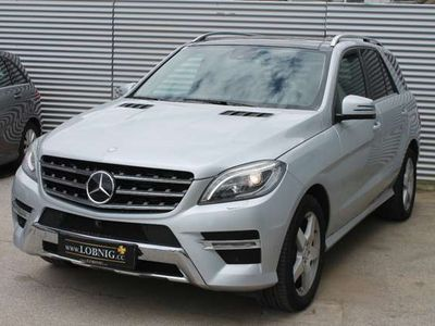 gebraucht Mercedes ML350 CDI BlueTEC AMG AHV NAVI VOLL