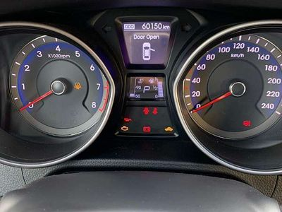 gebraucht Hyundai i30 1.6 cvvt Klein-/ Kompaktwagen