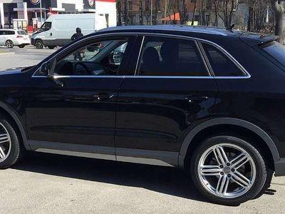 gebraucht Audi Q3 2.0 TDI quattro intense SUV / Geländewagen