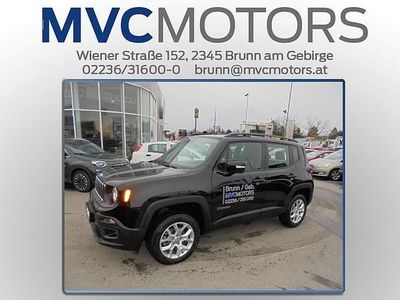 used Jeep Renegade Limousine,