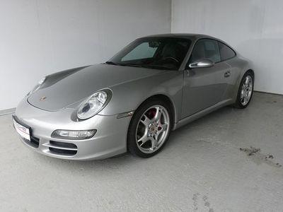 used Porsche 911 Carrera S Coupe (997)