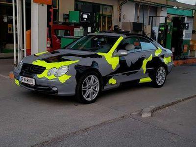 gebraucht Mercedes CLK320 Coupe