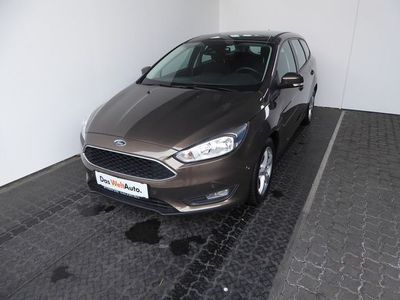 used Ford Focus Traveller 1,5 TDCi Trend