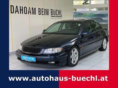 gebraucht Opel Omega Executive 3,0 V6-24V Aut.
