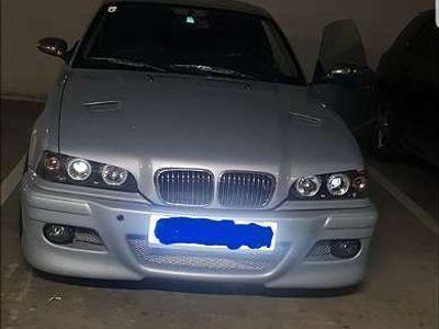 gebraucht BMW 320 3er-Reihe i /2 E36 Sportwagen / Coupé