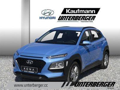 gebraucht Hyundai Kona 1,0 T-GDi 2WD Level 3 Österreichweite Zustell