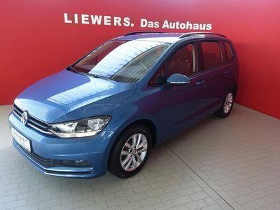 gebraucht VW Touran Comfortline TSI OPF 7-Sitzer