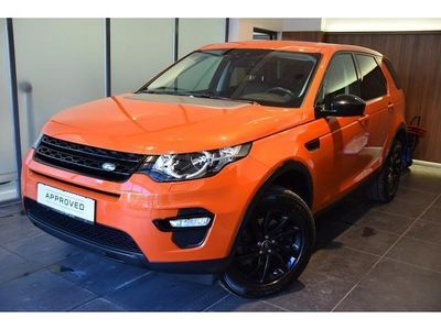 gebraucht Land Rover Discovery Sport 2,0 TD4 4WD Pure Pure
