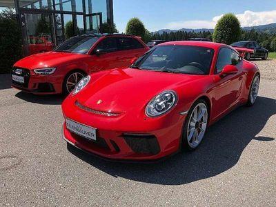 gebraucht Porsche 911 GT3 4.0 Vollschalen Liftsystem LED Bose