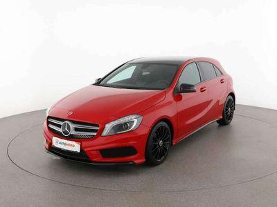gebraucht Mercedes A180 BlueEfficiency AMG Sport