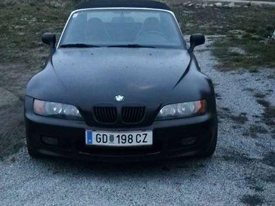 gebraucht BMW Z3 1.8 Cabrio / Roadster