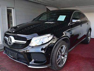 gebraucht Mercedes 350 GLE-Klasse GLE Coupéd 4MATIC Aut. AMG SUV / Geländewagen