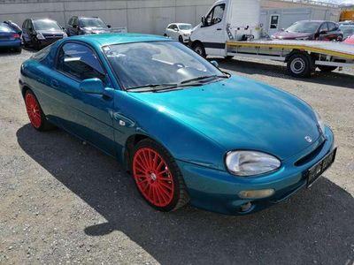 gebraucht Mazda MX3 1,6 i Sportwagen / Coupé
