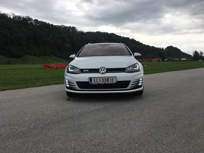 gebraucht VW Golf Variant 2,0 TDI GTD