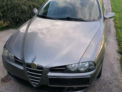 gebraucht Alfa Romeo 156 1.9 JTD Sportwagon Kombi / Family Van