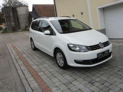 gebraucht VW Sharan Karat BMT 2,0 TDI DPF 4Motion mit AHK
