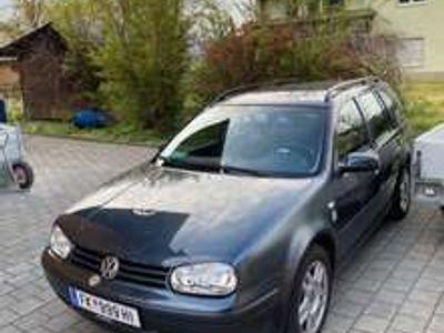 gebraucht VW Golf IV Golf Variantkombi variant 1.9 TDI