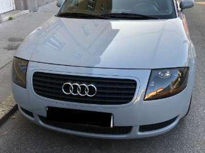 gebraucht Audi TT Coupe 1,8 T