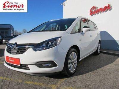 brugt Opel Zafira 1,6 CDTI Österreich Edition Start/Stop Kombi / Family Van,