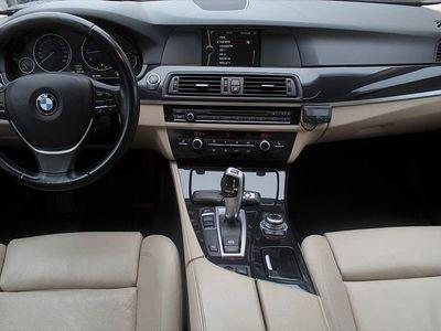 gebraucht BMW 520 5er-Reihe d Österreich-Paket Aut. *LEDER/Sportsitze* Limousine
