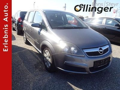 brugt Opel Zafira 1,9 CDTI Style DPF Kombi / Family Van,