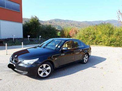 gebraucht BMW 523 5er-Reihe (E60) Aut.