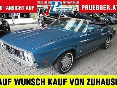 gebraucht Ford Mustang Mustang ConvertibleCabrio Automatik, 141 PS, Automatik