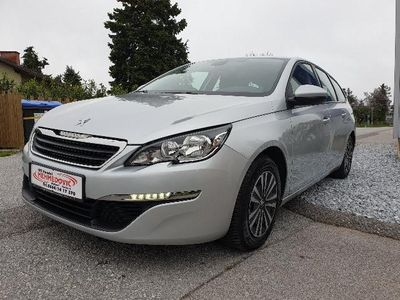 used Peugeot 308 SW 1,6 BHDI 120 Active