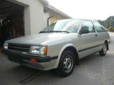 gebraucht Nissan Cherry BN12 DX 1.0 Type E10 Limousine