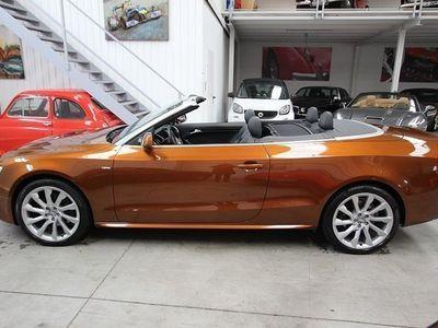 gebraucht Audi A5 Cabriolet 3,0 TDI Quattro Sport S-line / Roadster,