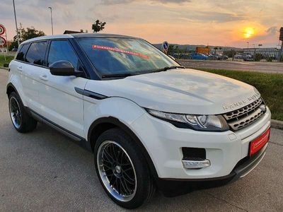 gebraucht Land Rover Range Rover evoque Pure 2,2 TD4*** Finanzierung ohne Anzhalung möglich* SUV / Geländewagen