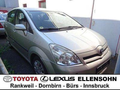 gebraucht Toyota Corolla Verso 2,0 D-4D Linea Sol Ds. Kombi / Family Van