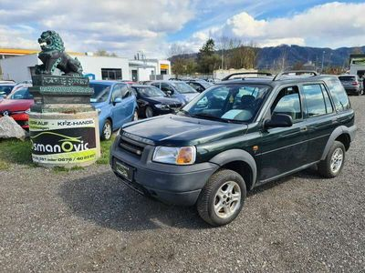 gebraucht Land Rover Freelander 2,0 Di Station Wagon TD