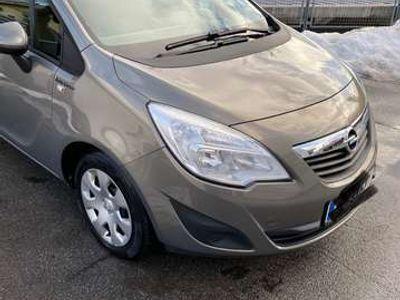 gebraucht Opel Meriva 1,3 CDTI ecoFlex Edition DPF