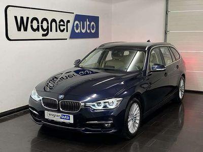 gebraucht BMW 320 d Touring Luxury Line Aut.LED/ACC/NaviPro/HeadUp/RFK