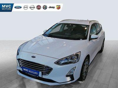 gebraucht Ford Focus Traveller 1,0 EcoBoost Titanium Business