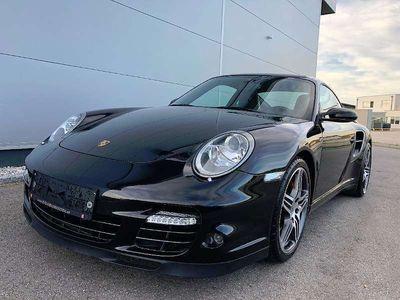 gebraucht Porsche 911 Turbo Coupé Tiptronic Sportwagen / Coupé