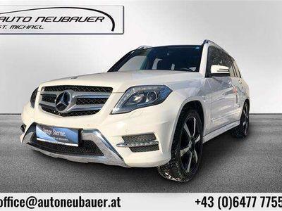 gebraucht Mercedes GLK350 CDI 4MATIC A-Edition Plus